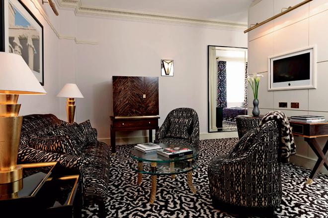 Для отеля Диана разработала дизайн двадцати апартаментов. Четыре уже готовы принять постояльцев, еще шестнадцать будут закончены к Новому году.