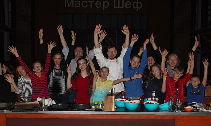 Зоя Дмитриева, шоу «МастерШеф.Дети», фото