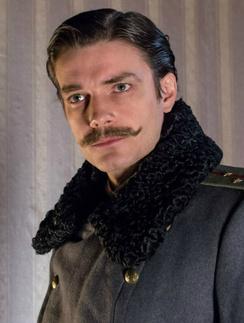 Максим Матвеев, пробы к фильму «Контрибуция»
