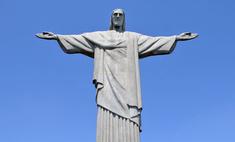 В Польше установили самую большую статую Иисуса Христа