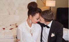 Нелли Ермолаева показала еще одно свадебное платье