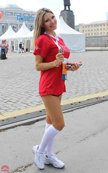 """Александра Беляева, марафон """"Европа-Азия 2016"""", фото"""