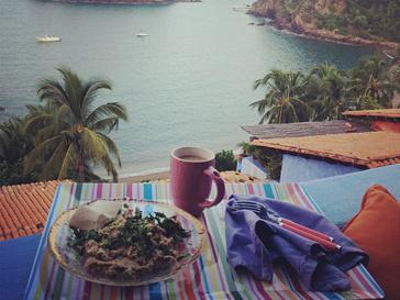 Легкие завтраки