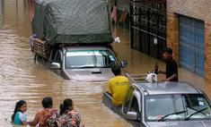Курорты Таиланда объявлены зоной стихийного бедствия