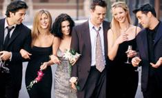 «Друзья» признаны лучшим сериалом всех времен