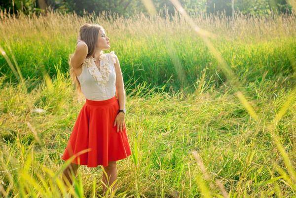 Какие бывают расклешенные юбки