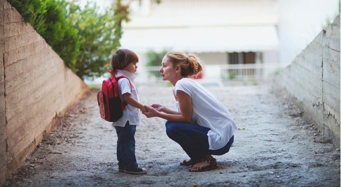 Надо ли смягчать ребенку удары судьбы?