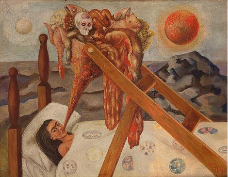 Открылась выставка Фриды Кало | галерея [1] фото [7]