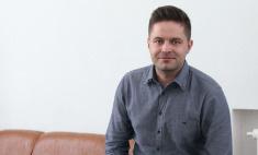 Сергей Волчков: «Я волк, защитник и добытчик»