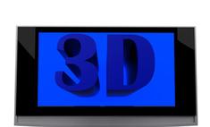 Первые 3D-телевизоры появятся в продаже уже в июне