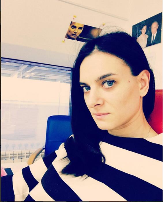 Елена Исинбаева инстаграм фото