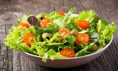 Диетические салаты: популярные рецепты