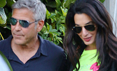 Джордж Клуни познакомил невесту с родителями