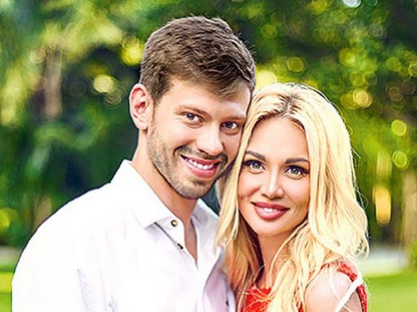 Федор Смолов и Виктория Лопырева, фото