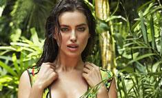Ирина Шейк снялась в рекламе купальников Agua Bendita