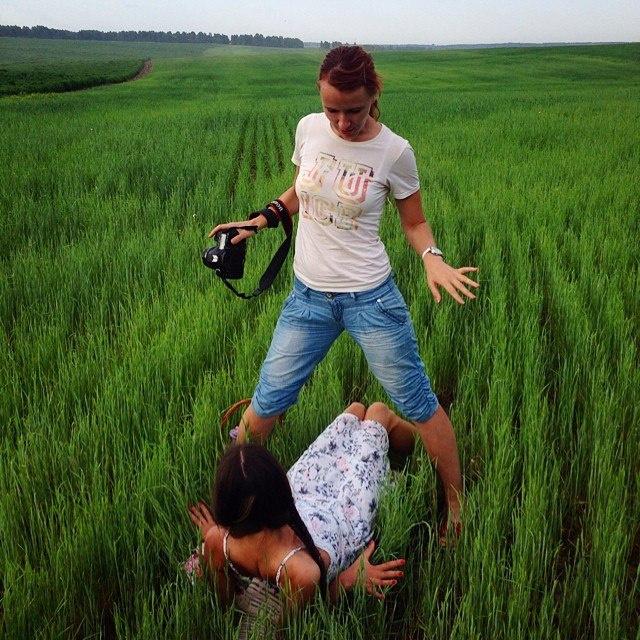 КАк сделать фото на природе