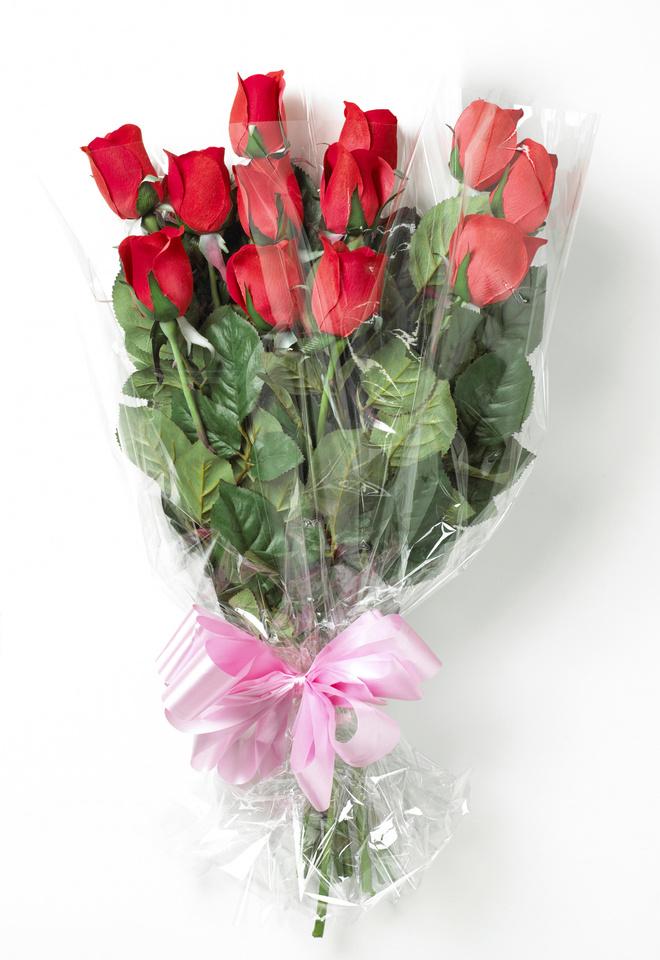Фото букета роз в домашних условиях