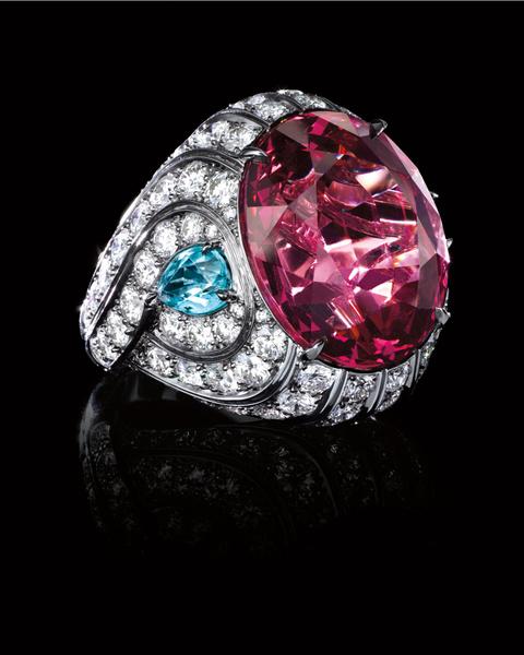 Tiffany & Co. представил новую коллекцию Высокого ювелирного искусства Blue Book   галерея [1] фото [9]