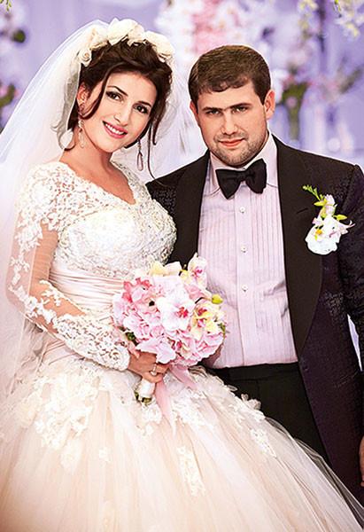Свадьбы знаменитостей-фото