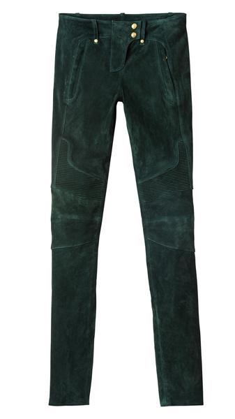 Замшевые брюки, 17999 р.