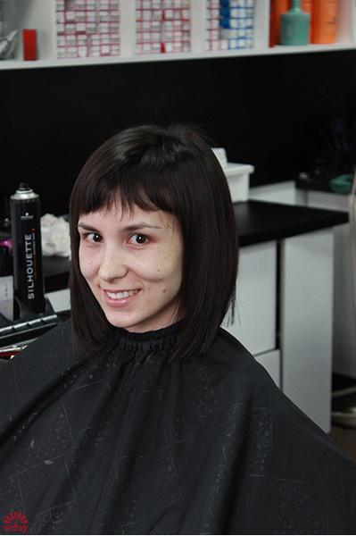 макияж до и после фото