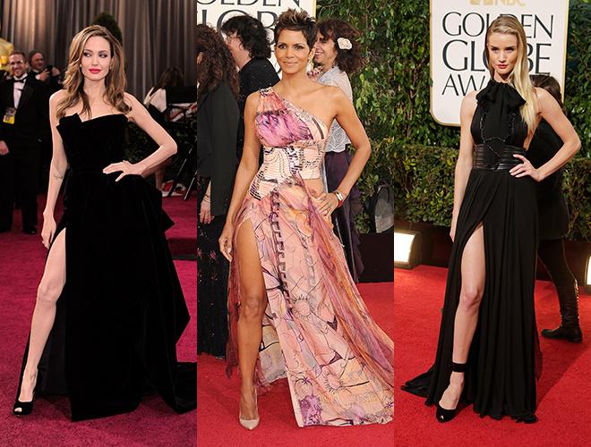 Позы для фотосессии для девушек: фото с премии Оскар-2015