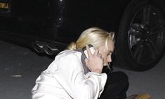 До потери сознания: обморок Линдси Лохан