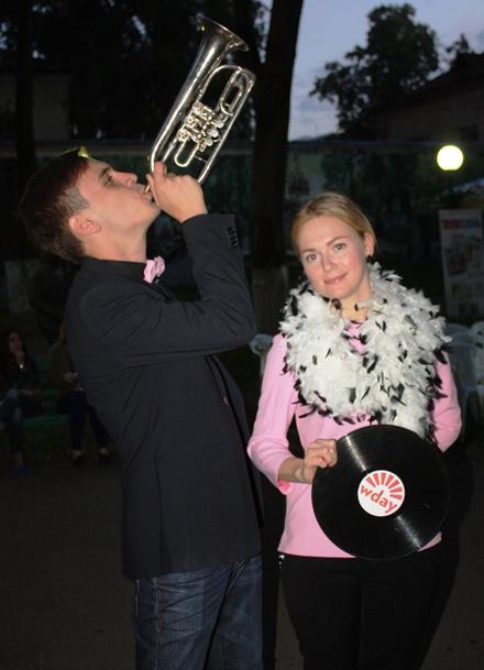 Джаз в усадьбе Сандецкого закрытие сезона 2015
