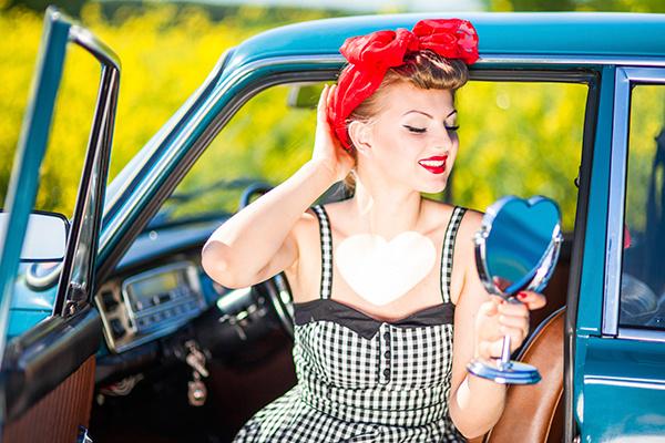 девушки за рулем видео приколы 2015