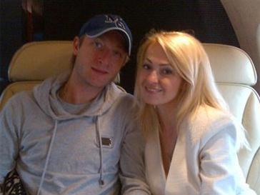 Яна Рудковская и Евгений Плющенко готовятся стать родителями.