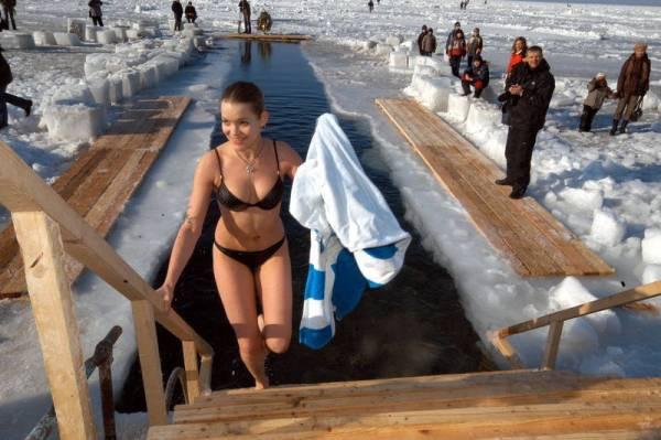Крещение в Сургуте