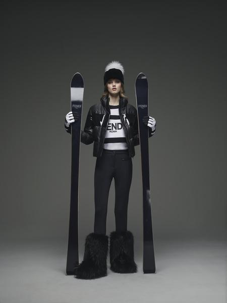 Навострили лыжи: «горнолыжные» коллекции модных домов   галерея [1] фото [9]