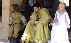 Осторожно, спойлер: фото со съемок «Игры престолов»