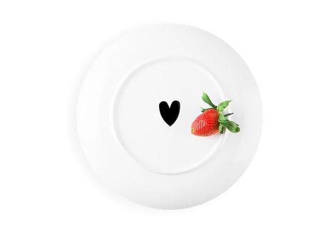 Керамические тарелки от молодого дизайнера Софии Соломко | галерея [1] фото [2]
