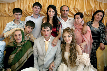Сценарий для тамады дагестанской свадьбы