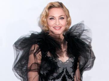 Мадонна (Madonna) решила вплотную заняться собственной маркой и решилась на сотрудничество м доступным брендом
