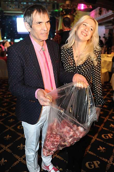Бари Алибасов и Виктория Максимова фото