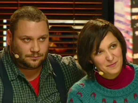Олеся Железняк с семьей, фото