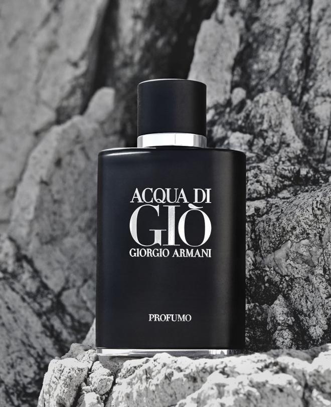 giorgio armani представил новый парфюм