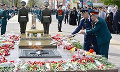 События недели: в Калуге зажжен Вечный огонь и открыт памятник маршалу Жукову