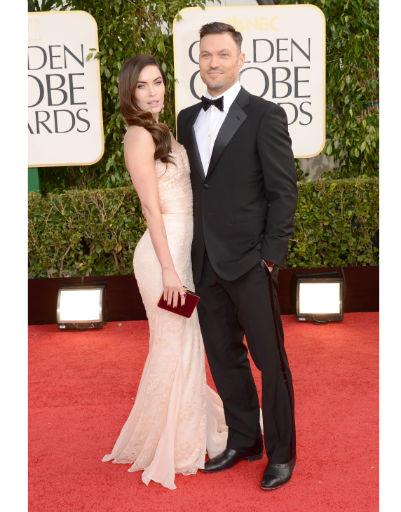 Меган Фокс (Megan Fox) и Брайан Остин-Грин
