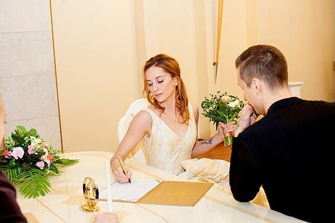 макс нестерович и катя решетникова свадьба фото