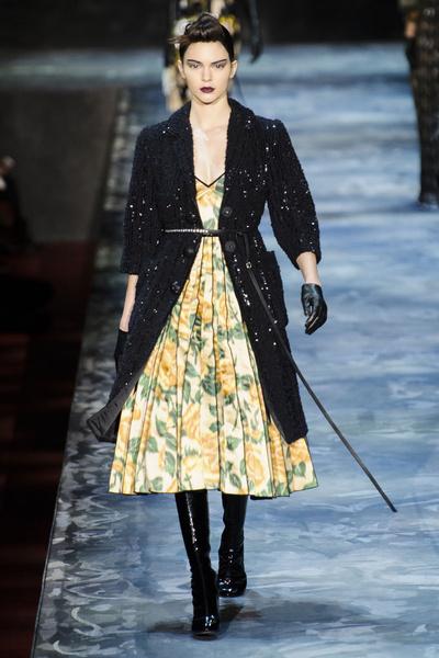 Показ Marc Jacobs на Неделе моды в Нью-Йорке   галерея [1] фото [19]