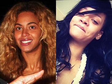 Певицы без макияжа фото