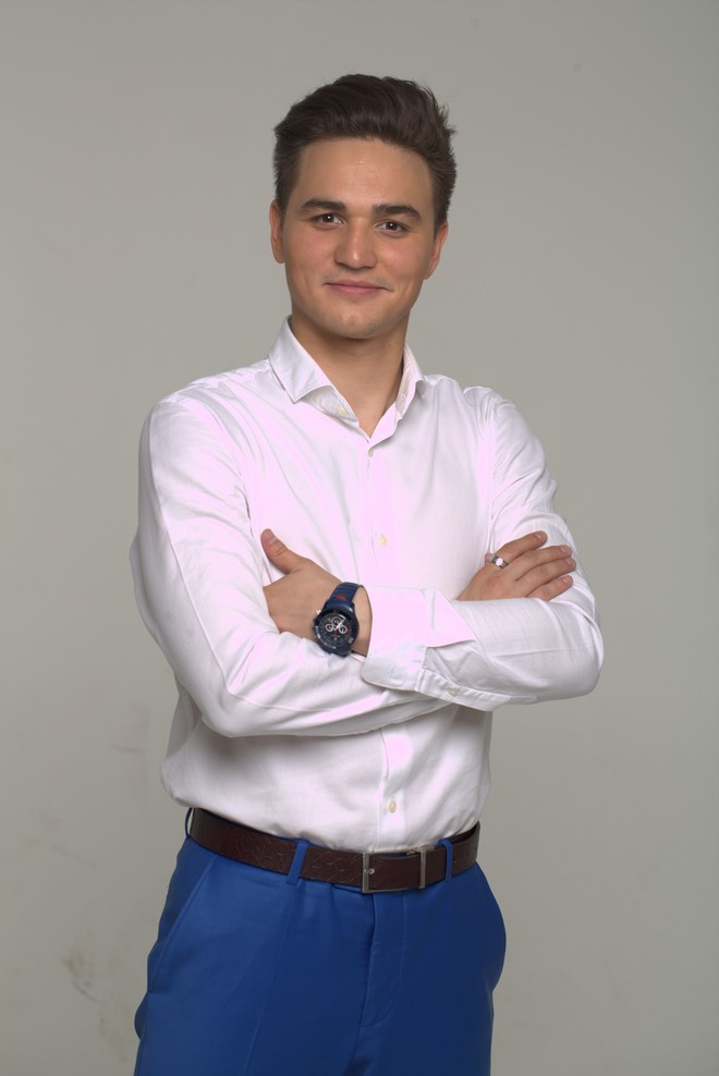 «Магаззино» Александр Молочко