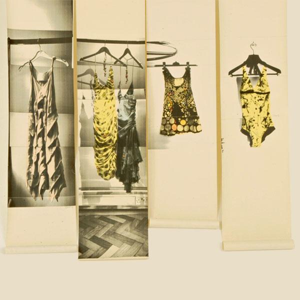 Обои англичанки Деборы Боунесс предпочитает сам Филипп Старк. Аэто хорошая рекомендация! Коллекция Designer Frocks, Deborah Bowness, компания «Маэста».