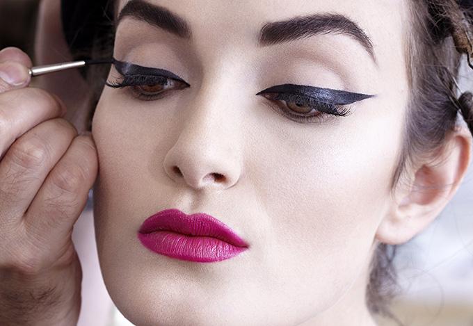 Модель Dior Haute Couture