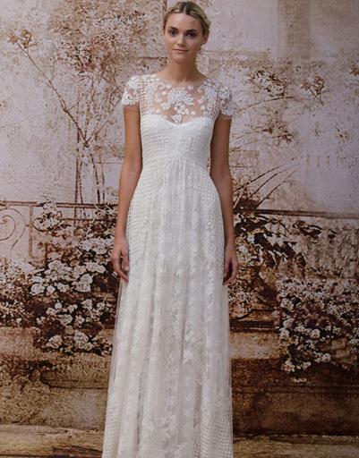 Свадебное платье Monique Lhuillier 2014