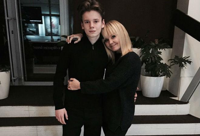 Валерия и Арсений Шульгин фото