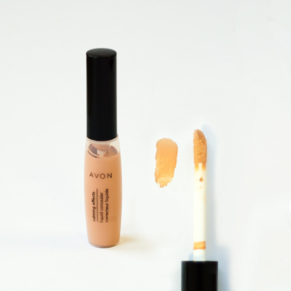 AVON, calming effects liquid concealer
